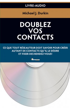 Doublez vos contacts (3 CD)