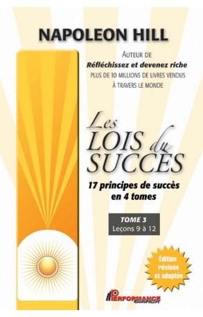 Les lois du succès, Tome 3