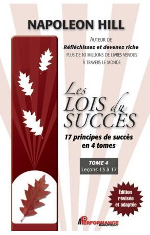 Les lois du succès, Tome 4